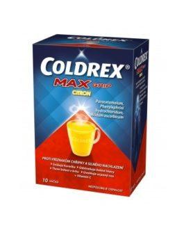 Coldrex Maxgrip lemon 6,427g x 10pl