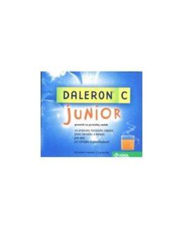 Daleron C Junior 5g pulb.susp x 10pl