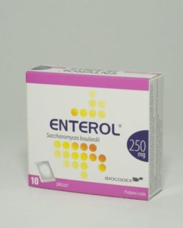 Enterol 250mg pulb.or x 10pl (Biocodex)