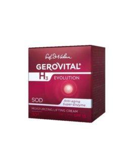 Gerovital Ev Crema LIFT hidratanta SPF