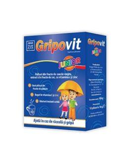 GRIPOVIT JUNIOR * 10 PLICURI