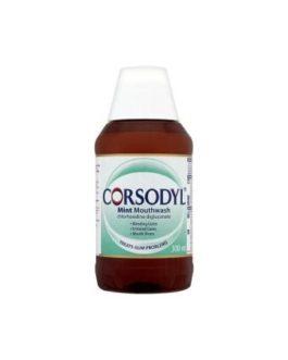 Corsodyl Mint apa de gura 2% x 300ml