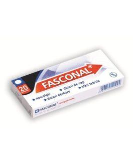 Fasconal P x 20cp (Gedeon)