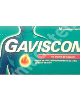 Gaviscon CAPSUNI x 16cp.mast