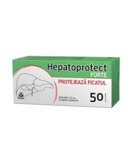 Hepatoprotect forte x 50cp (Biofarm)