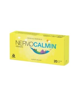 Nervocalmin relaxare x 20cp moi