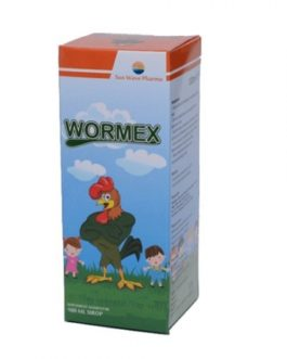 Sirop Wormex x 100ml Sun Wave