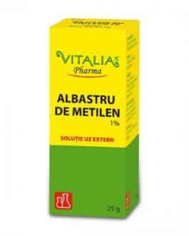 Albastru de metilen x 25g (Vitalia)