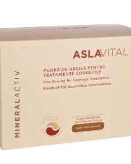 ASLAVITAL Argila pudra 20g x 10pl (Farmec)