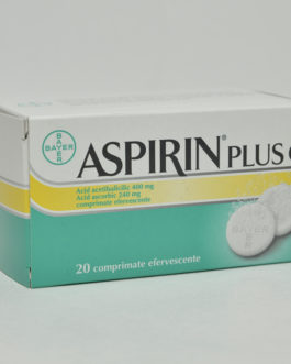 Aspirin plus C x 20cp.eff (Bayer)
