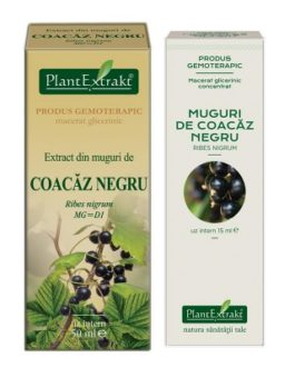 Extract muguri coacaz negru – 50ml -(Plant Extract)